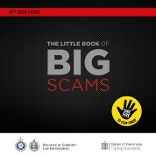 Little Book of Big Scams Cover